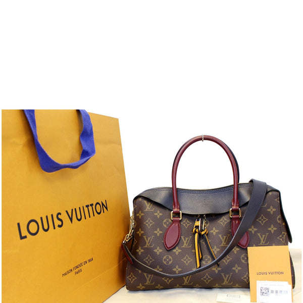 Louis Vuitton Tuileries - Lv Monogram Tote handbag