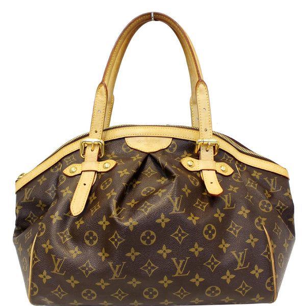 Louis Vuitton Tivoli GM Monogram Canvas Tote Bag