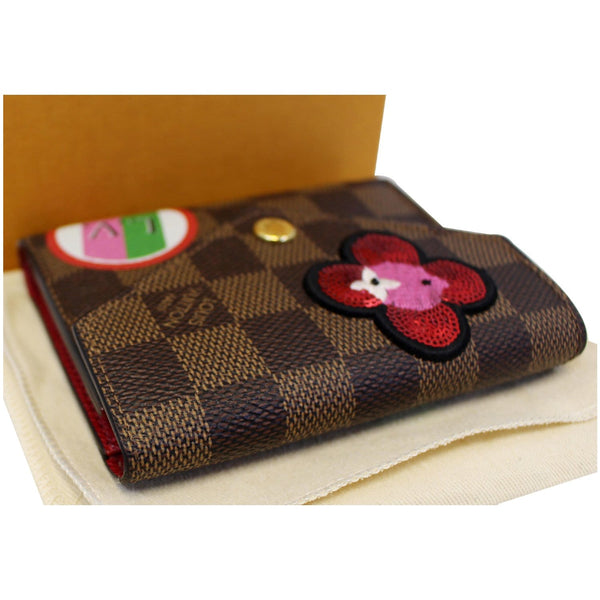 Louis Vuitton Victorine Wallet Damier Ebene - lv wallets