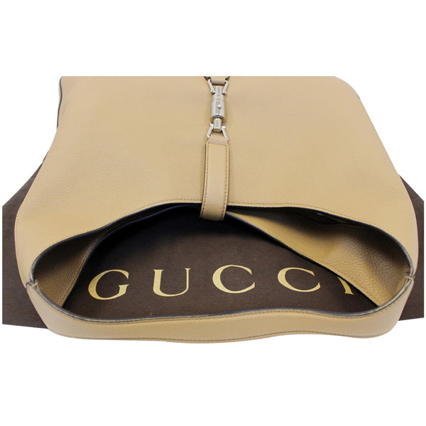 Gucci Jackie Soft Leather Hobo Bag - Gucci Shoulder bag | gucci bag
