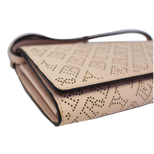 Burberry Crossbody Bag Hampshire Perforated Leather - corner