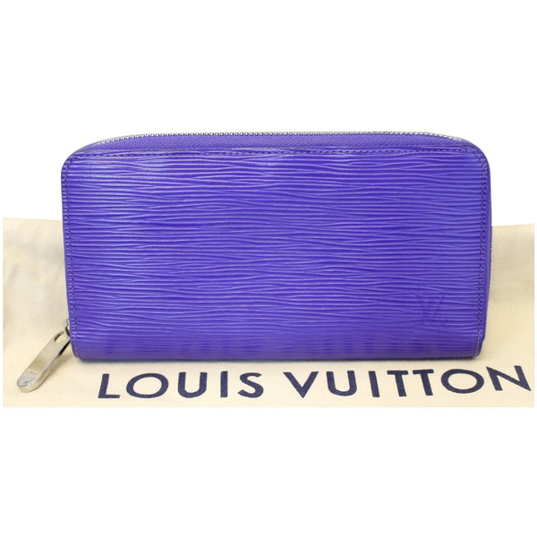 Louis Vuitton Zippy Organizer Epi Leather Wallet - full view
