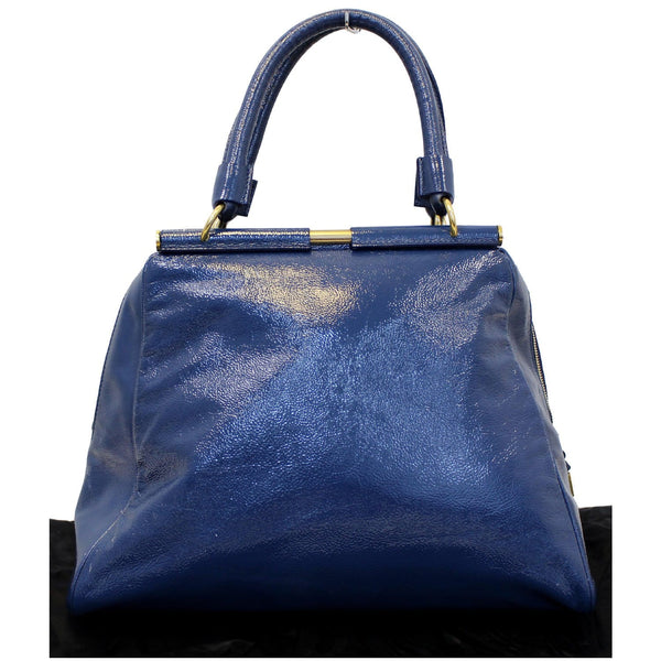 Yves Saint Laurent Majorelle Satchel Bag - authentic to buy