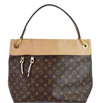 LOUIS VUITTON Tuileries Monogram Canvas Hobo Bag Sesame