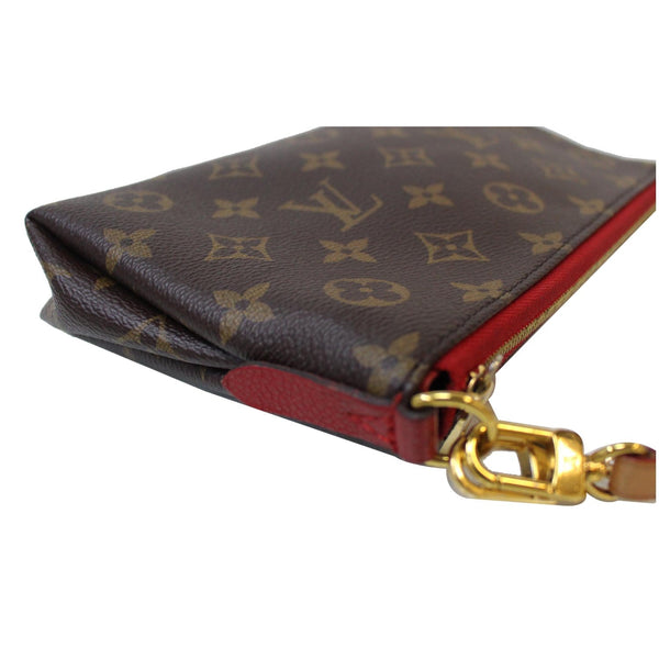 Louis Vuitton Pallas Monogram Canvas Elegant Bag