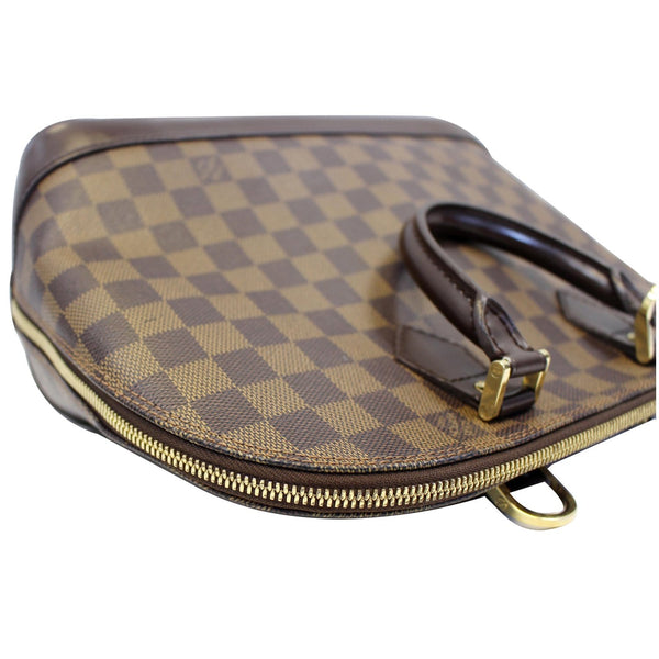 Louis Vuitton Alma PM Damier Ebene bag- Zipper