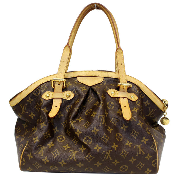 Louis Vuitton Tivoli GM Monogram Canvas Exterior Bag