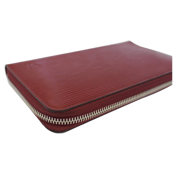Louis Vuitton Zippy Wallet Organizer Epi Leather Red - shop