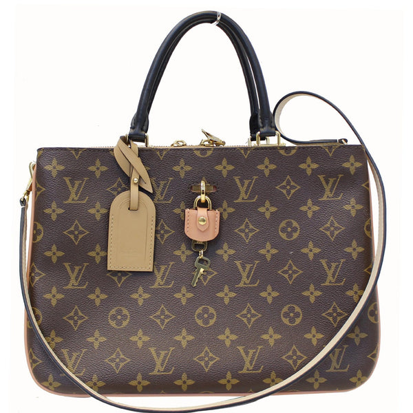 Louis Vuitton Millefeuille Monogram Canvas Shoulder Bag