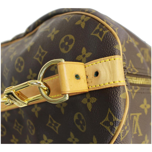 Louis Vuitton Keepall 55 Bandouliere Travel Bag - lv belt