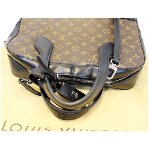 Louis Vuitton Dora MM - Lv Monogram Shoulder Handbag black