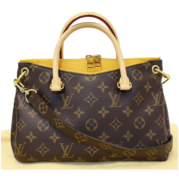 Louis Vuitton Pallas Bb Shoulder Bag | Brown