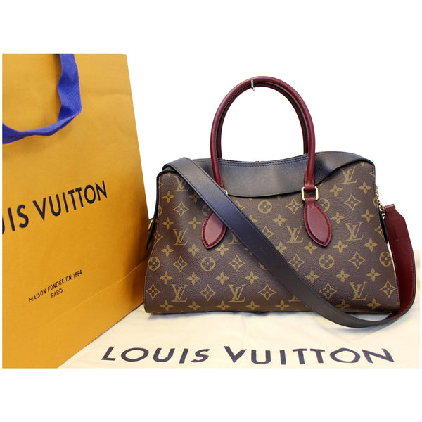 Louis Vuitton Tuileries - Lv Monogram canvas Tote Bag