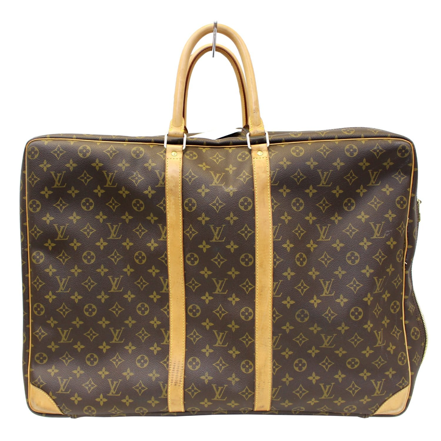 LOUIS VUITTON Sirius 55 Monogram Canvas Suitcase Travel Bag-US 756ca2feb3