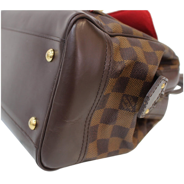 Louis Vuitton Knightsbridge Damier Ebene Soulder Bag