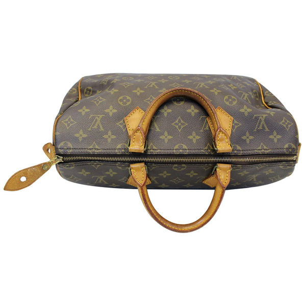 Louis Vuitton Speedy 35 - Lv Monogram canvas - Lv Satchel Bag