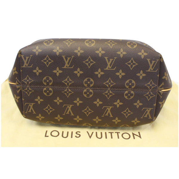 Louis Vuitton Turenne MM Monogram Canvas Bottom Bag