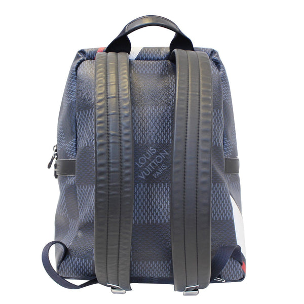 LOUIS VUITTON Americas Cup Apollo Latitude Damier Cobalt Backpack Blue-US