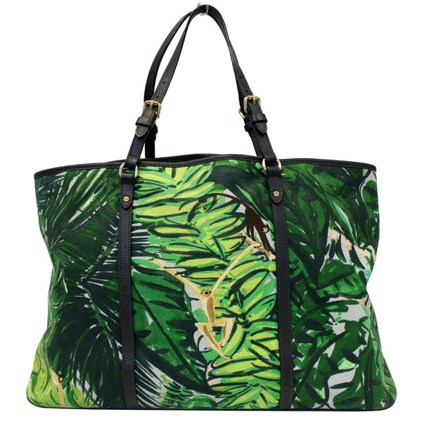 Louis Vuitton Ailleurs Cabas GM Printed Shoulder Bag - lv strap