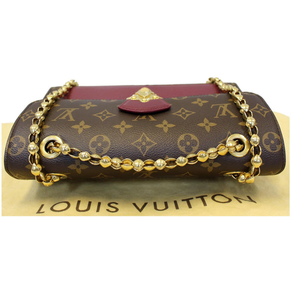 Close View Lv Victoire Monogram Canvas Shoulder Bag
