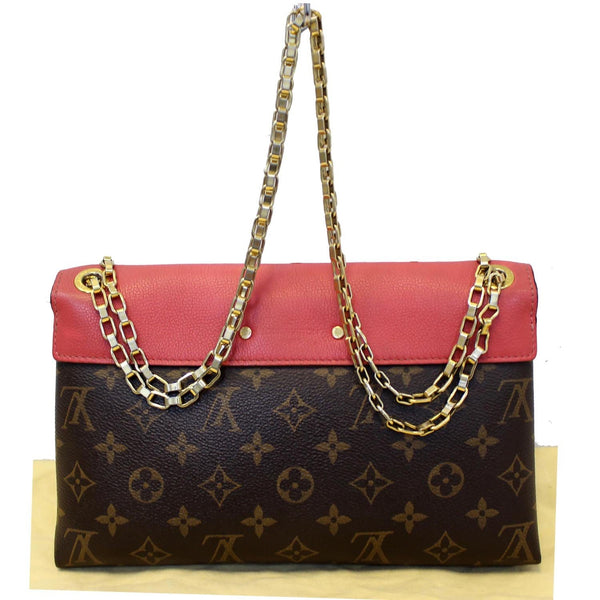 Lv Pallas Chain Monogram Canvas Bag Shoulder Chain