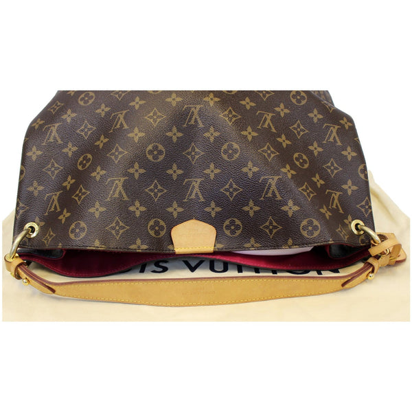Louis Vuitton Graceful MM - Lv Monogram Shoulder Bag for sale