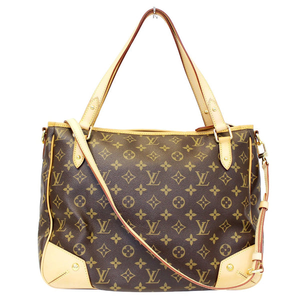LOUIS VUITTON Estrela MM Monogram Canvas Shoulder Bag-US