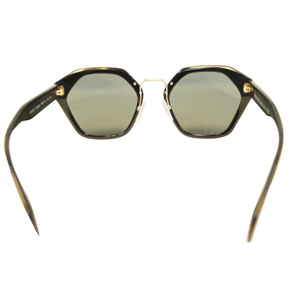 Prada Black Sunglasses Women's - Inside View