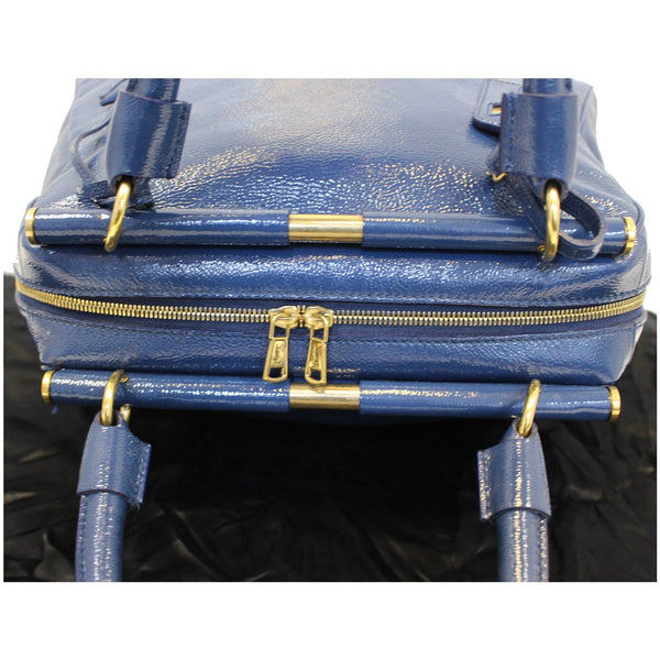 Yves Saint Laurent Majorelle Satchel Bag - strap