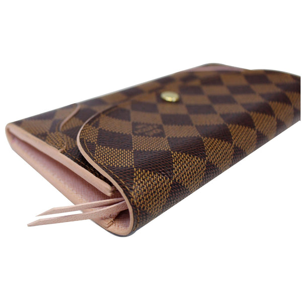 Louis Vuitton Caissa  - Lv Damier Ebene Wallet on sale