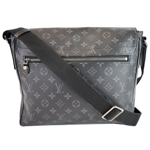 Lv District PM Monogram Canvas Messenger Bag Strap