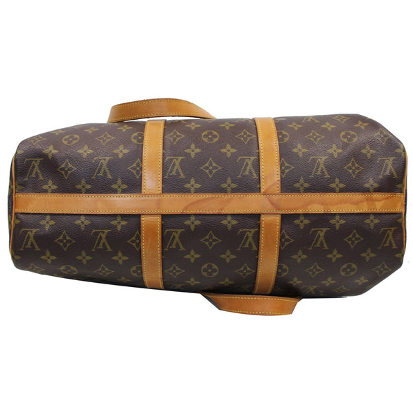 bottom lv Sac Flanerie 45 Monogram Canvas Handbag