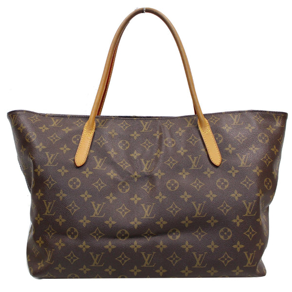 Louis Vuitton Monogram Canvas Raspail MM Bag Design