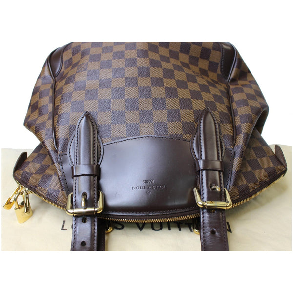 upview  LV Verona MM Damier Ebene Satchel Bag