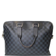 Louis Vuitton Porte Documents Jour Damier Cobalt Bag
