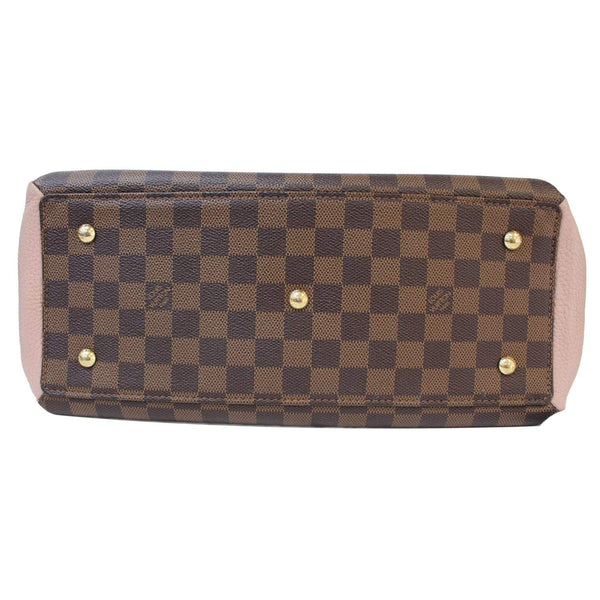 Louis Vuitton Normandy Damier Ebene Leather Botom Bag