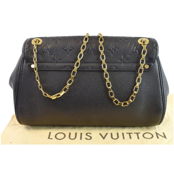 Louis Vuitton St Germain MM Gold Chain Shoulder Bag