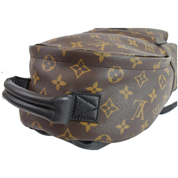 Louis Vuitton Palm Springs PM Monogram Canvas Backpack - handle base