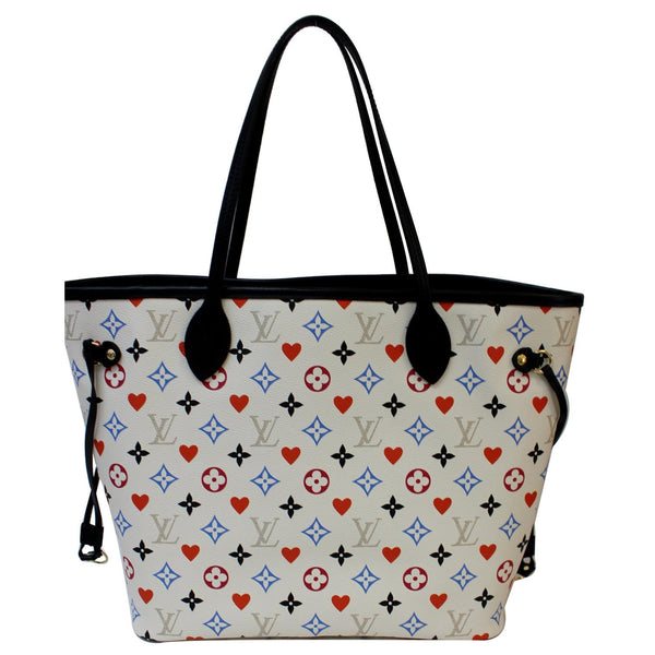 Louis Vuitton Game On Neverfull Multicolor Bag