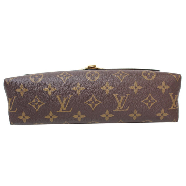 Louis Vuitton Saint Placide Monogram Canvas Bag Women - flat long bottom