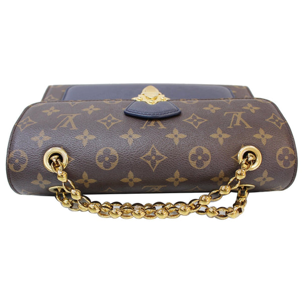 Top View lv Victoire Monogram Canvas Crossbody Bag