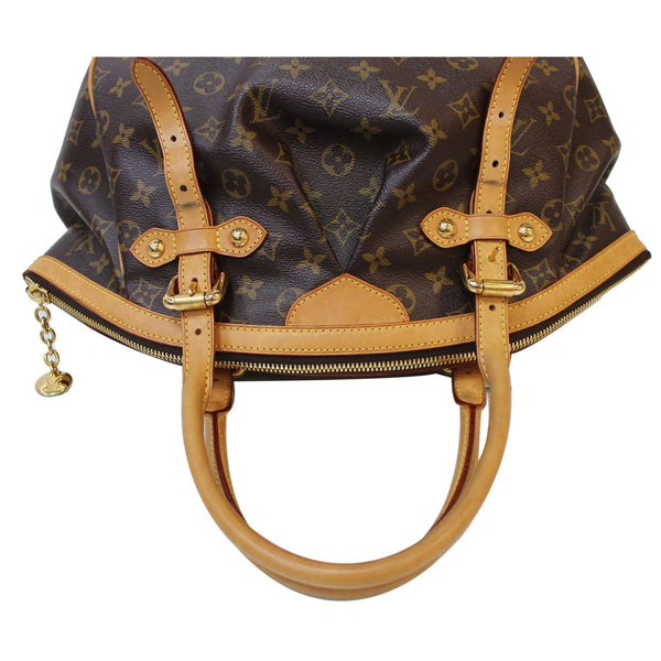 Louis Vuitton Tivoli GM Monogram Canvas Bag Straps