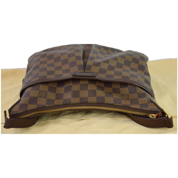 Louis Vuitton Bloomsbury PM Damier Ebene Bag Women - zip closure