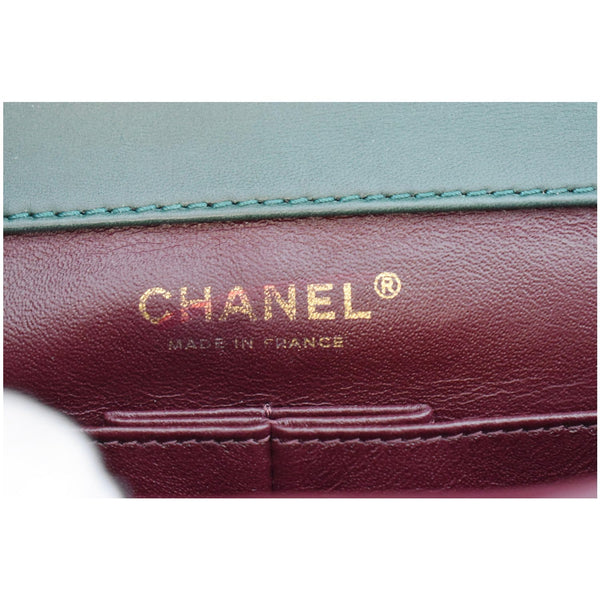 Chanel Gabrielle Brasserie Menu Flap bag made in France