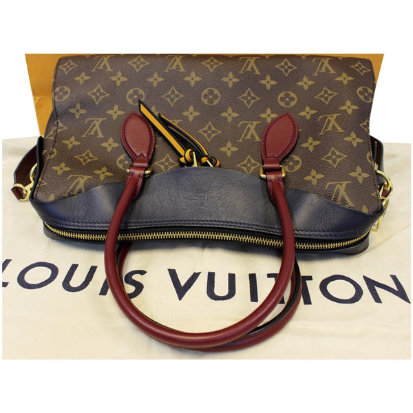 Louis Vuitton Tuileries - Lv Monogram Tote Bag - lv strap