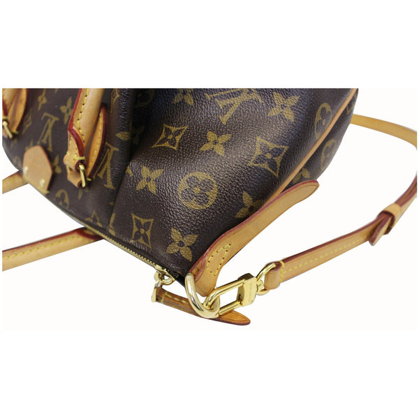 LOUIS VUITTON Turenne PM Monogram Canvas Shoulder Bag Brown-US