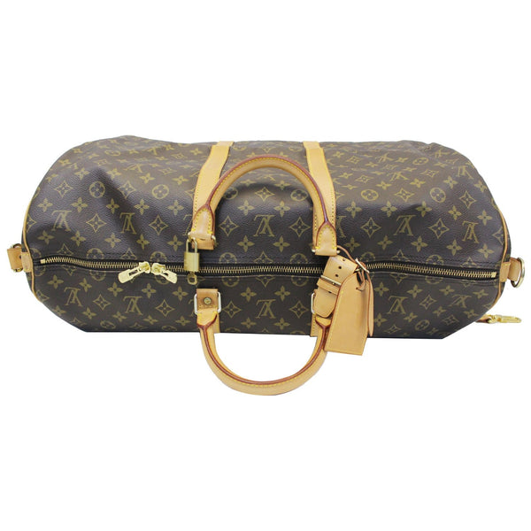 Louis Vuitton Keepall 55 Bandouliere Travel Bag -  lv strap