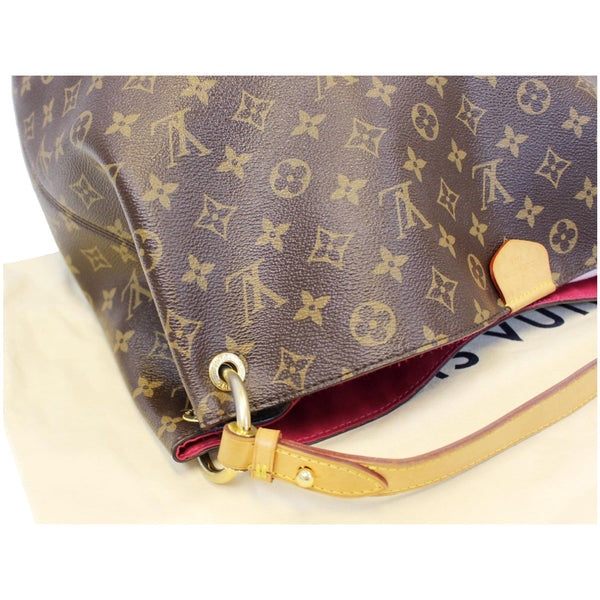 Louis Vuitton Graceful MM - Lv Monogram Shoulder Bag - online