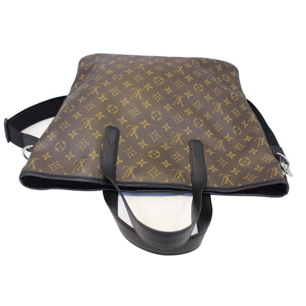 Louis Vuitton Davis Monogram Macassar canvas - Lv Tote Shoulder Bag
