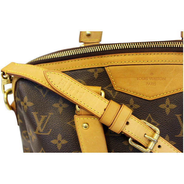 LOUIS VUITTON Retiro PM Monogram Canvas Shoulder Bag Brown-US